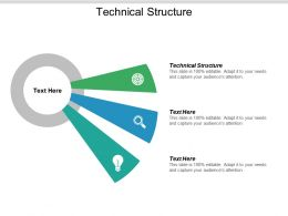 Technical Structure Ppt Powerpoint Presentation Show Good Cpb