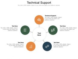 Technical Support Ppt Powerpoint Presentation Infographic Template Background Designs Cpb