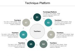 Technique Platform Ppt Powerpoint Presentation File Skills Cpb