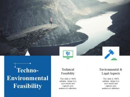 Technoenvironmental Feasibility Powerpoint Slide Themes