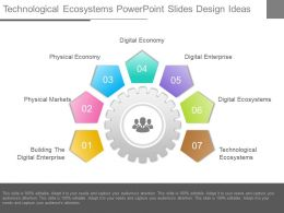 Technological Ecosystems Powerpoint Slides Design Ideas