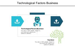 Technological Factors Business Ppt Powerpoint Presentation Layouts Images Cpb