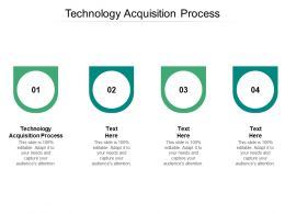 Technology Acquisition Process Ppt Powerpoint Presentation File Designs Download Cpb