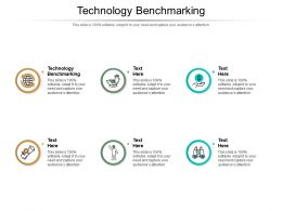 Technology Benchmarking Ppt Powerpoint Presentation Icon Grid Cpb