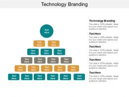 Technology Branding Ppt Powerpoint Presentation Model Design Ideas Cpb