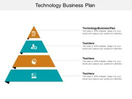 Technology Business Plan Ppt Powerpoint Presentation Portfolio Skills Cpb