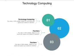 Technology Computing Ppt Powerpoint Presentation Infographics Format Cpb
