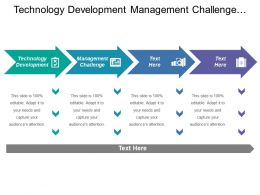 Technology Development Management Challenge Foundation Concepts Office Business Application