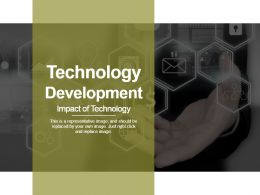 Technology Development Ppt Sample File