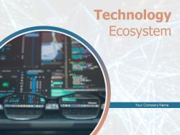 Technology Ecosystem Framework Marketing Management Gear Financial Leadership Business