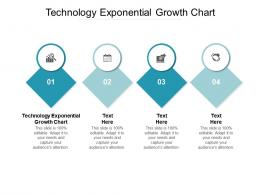 Technology Exponential Growth Chart Ppt Powerpoint Presentation Gallery Rules Cpb