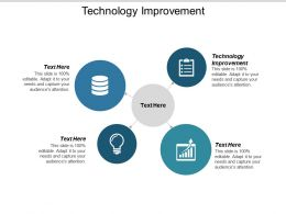 Technology Improvement Ppt Powerpoint Presentation Show Graphics Cpb