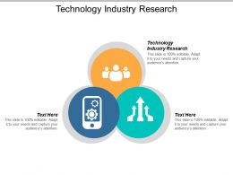 Technology Industry Research Ppt Powerpoint Presentation Guidelines Cpb