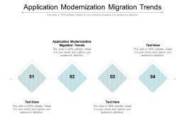Technology Innovation Migration Trends Ppt Powerpoint Presentation Inspiration Backgrounds Cpb