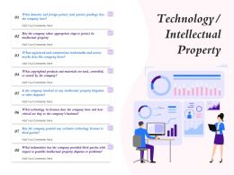 Technology Intellectual Property Law Trademarks Ppt Powerpoint Presentation Good