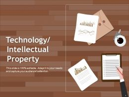 Technology Intellectual Property Ppt Ideas