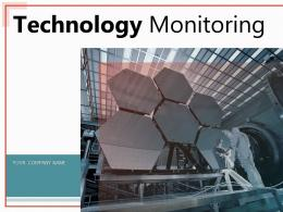 Technology Monitoring Importance Through Automated Planning Analytics Theoretical