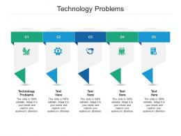 Technology Problems Ppt Powerpoint Presentation Show Demonstration Cpb