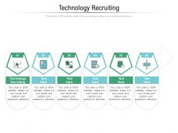 Technology Recruiting Ppt Powerpoint Presentation Infographic Template Elements Cpb