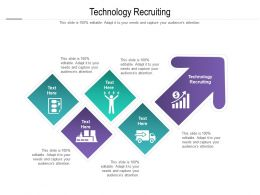 Technology Recruiting Ppt Powerpoint Presentation Professional Files Cpb