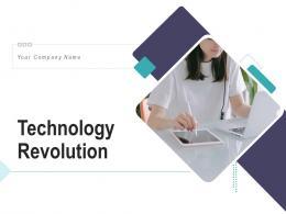 Technology Revolution Powerpoint Presentation Slides