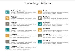 Technology Statistics Ppt Powerpoint Presentation Model Examples Cpb