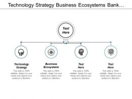 Technology Strategy Business Ecosystems Bank Credit Risk Management Cpb