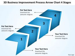 Technology Strategy Consulting Arrow Chart 4 Stages Powerpoint Templates PPT Backgrounds For Slides 0522
