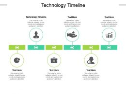 Technology Timeline Ppt Powerpoint Presentation Styles Tips Cpb