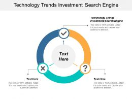 Technology Trends Investment Search Engine Ppt Powerpoint Presentation Portfolio Vector Cpb