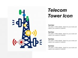 Telecom Tower Icon