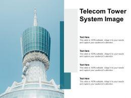 Telecom Tower System Image