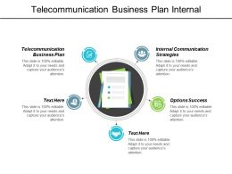 Telecommunication Business Plan Internal Communication Strategies Options Success Cpb
