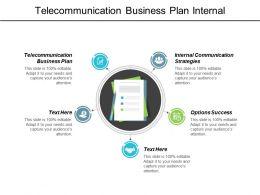 Telecommunication Business Plan Internal Communication Strategies Options Success Cpb