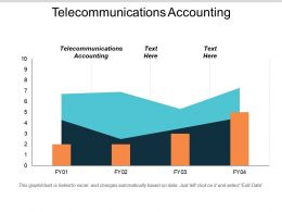 Telecommunications Accounting Ppt Powerpoint Presentation Styles Structure Cpb