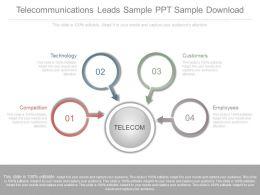 telecommunications_leads_sample_ppt_sample_download_Slide01