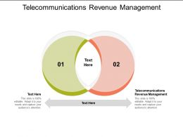 Telecommunications Revenue Management Ppt Powerpoint Presentation Cpb
