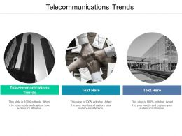 Telecommunications Trends Ppt Powerpoint Presentation Gallery Diagrams Cpb