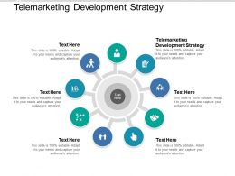 Telemarketing Development Strategy Ppt Powerpoint Presentation Summary Example Topics Cpb