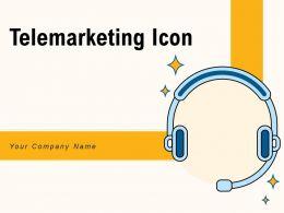 Telemarketing Icon Software Process Advertisement Maximum Customers Automatic