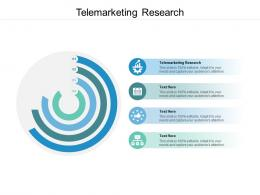 Telemarketing Research Ppt Powerpoint Presentation Slides Inspiration Cpb