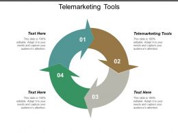 Telemarketing Tools Ppt Powerpoint Presentation Layouts Information Cpb