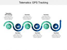 Telematics GPS Tracking Ppt Powerpoint Presentation Ideas Show Cpb