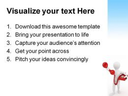 Telephone Receiver Communication PowerPoint Templates And PowerPoint Backgrounds 0311