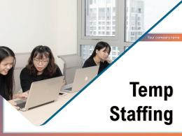 Temp Staffing Organization Recruitment Partnership Services Employment Opportunities Analysis