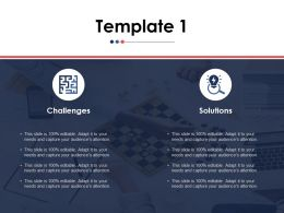 Template 1 Ppt Infographics