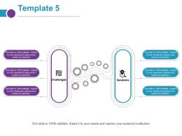 Template 5 Ppt Gallery Slides