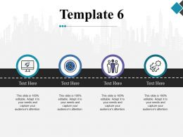 Template 6 Ppt Summary