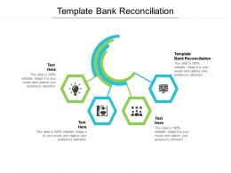 Template Bank Reconciliation Ppt Powerpoint Presentation Ideas Samples Cpb