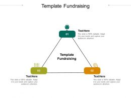 Template Fundraising Ppt Powerpoint Presentation Ideas Graphic Tips Cpb